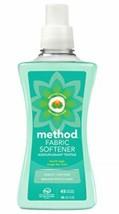 (1)Method Fabric Softener Beach Sage 45 Loads 53.5 Fl Oz HE & Standard W... - $38.99