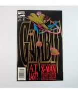 Marvel GAMBIT Vol 1 #1 At Last! Cajun X-MAN in His Own Limited Series Co... - $9.99