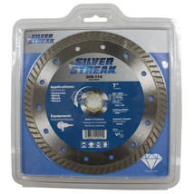 Stens 309-114 Silver Streak Turbo Blade Diamond Cut-Off Saw, For angle g... - $15.54