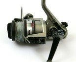 Vintage Daiwa D25XB Ball Bearing Open Spinning Fishing Reel, Read