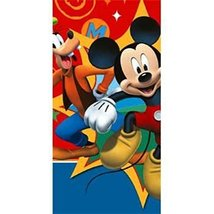 amscan Mickey Table Cover (Each) - $6.44