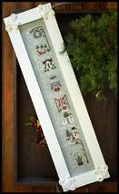 Winter ABC's cross stitch chart Little House Needleworks - $8.10