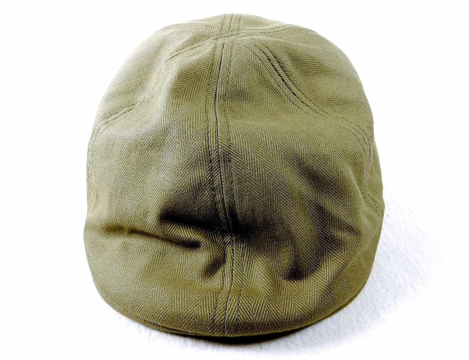 Olive Green Driver's Cap, Spandex Headband, One Size Fits Most, FlexFit #9180