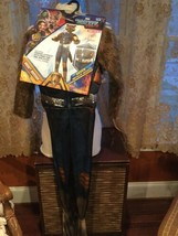 Guardians of the Galaxy Boys Rocket Raccoon Costume Cosplay Size 4-6 Age... - $11.75