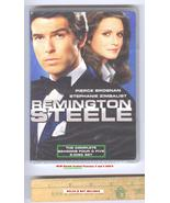 Remington Steele Seasons 4 5 Forth and Fifth DVD 5 Disc Box Set NEW TV S... - $13.49