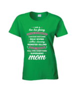 Full Time Superhero Mom Tshirt - $18.99+