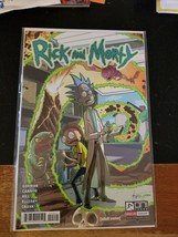 RICK AND MORTY #4 VARIANT  COVER IN HAND READY  TO SHIP - $59.99