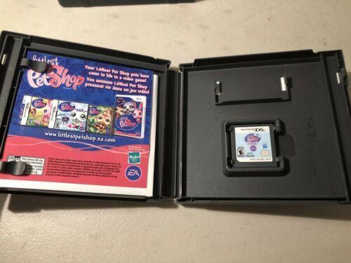 Littlest Pet Shop Friends: Beach - Nintendo DS Fast Shipping