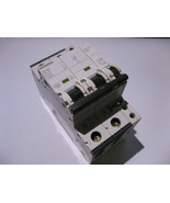 2 Pole Breaker SIEMENS 5SY62 C32 DP 400VAC w. 5ST3011 Aux Contacts - USE... - $19.00