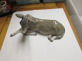 "LLADRO , Antique , Burro Nacimento . 11""X6.5""X4"", Old / New Inventory , ... - $247.50"