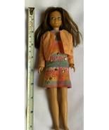 1962 SKIPPER (?) Doll • Barbie's Little Sister (Brunette) • FIRST EDITIO... - $186.99