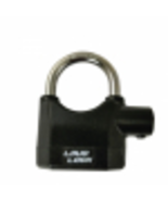 Streetwise Loud Lock Padlock with Alarm, on sale many ways to use this.H... - $23.95