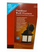 Good Earth Lighting Outdoor Wall Lantern -Textured Rust Finish & Metal ... - $87.78