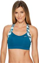 Brooks UpLift Crossback Sz XS-Extra Small Women's Sports Bra Ocean 300616381.020