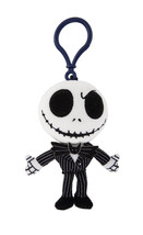 Disney Parks Nightmare Before Christmas Jack Skellington 4 Inch Plush Keychain - $14.06