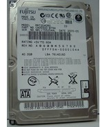 "40GB 2.5"" SATA Drive Fujitsu MHT2040BS Tested Good Free USA Ship Our Dri... - $49.95"
