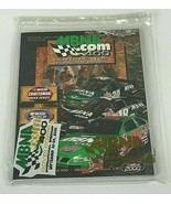 MBNA.COM 400 Race September 2000 Dover Downs Souvenir Magazine With Patc... - $11.11