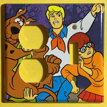 Scooby-Doo Toggle Rocker Light Switch Power Outlet Wall Cover Plate Home Decor image 4