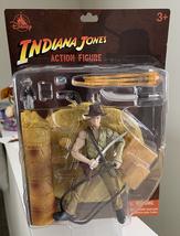 Disney Parks Indiana Jones Action Figure NEW - $27.90