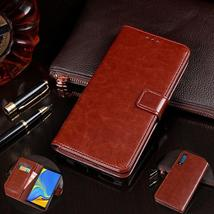 Luxury Flip PU Leather Wallet Phone Case Cover For Samsung A7 2018 A750 ... - $10.55