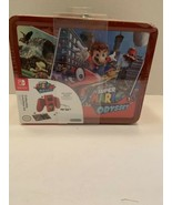 Nintendo Switch Collectible Lunchbox  Kit Super Mario Odyssey See Descri... - $24.95