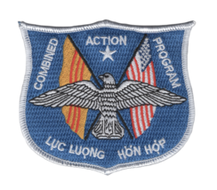 """4"""" MARINE CORPS LUC LUONG HON HOP EMBROIDERED PATCH - $23.74"""