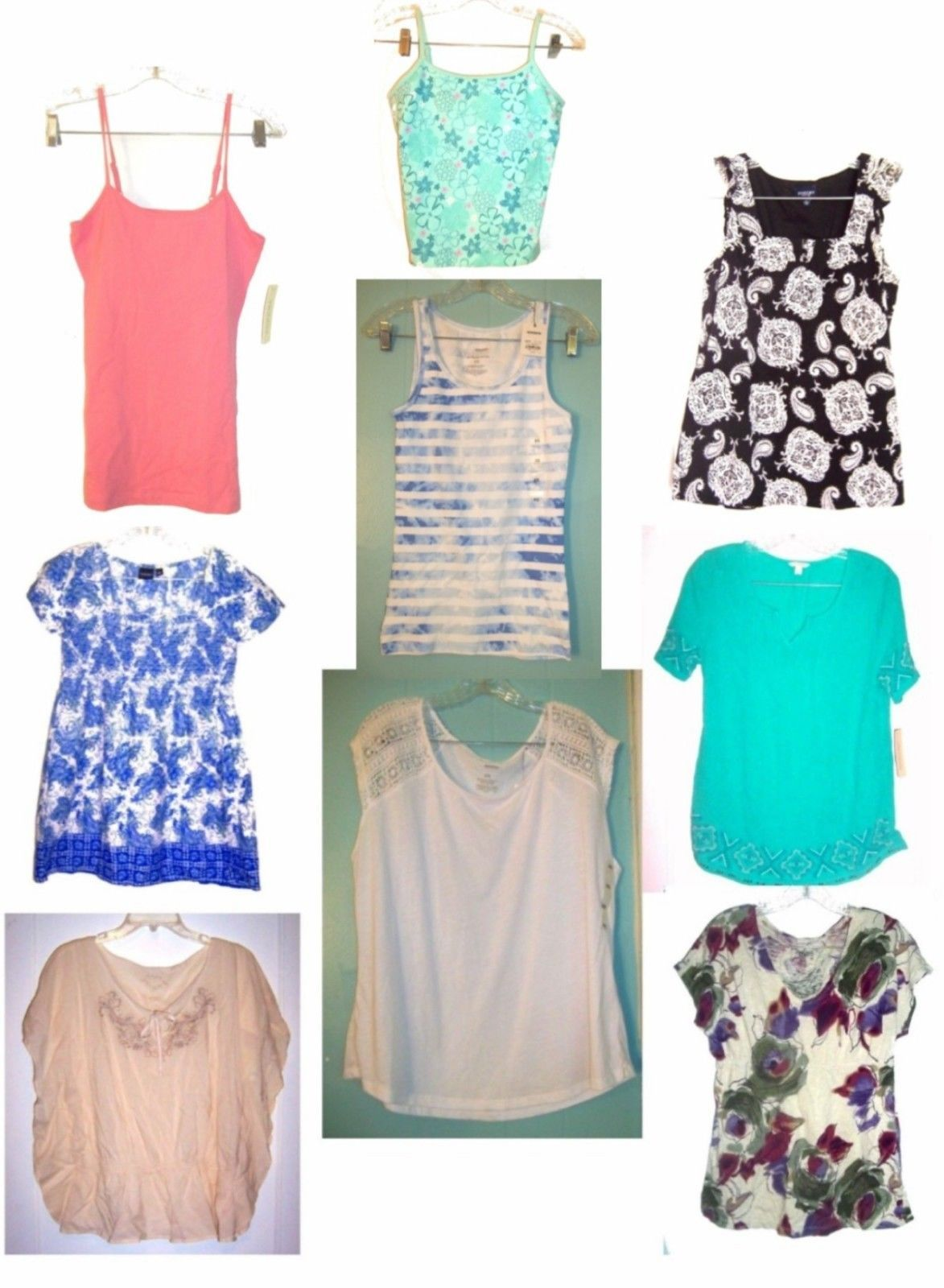 Size XS - 2X - Sonoma Sleeveless, Cap Sleeve & Short Sleeve Spring & Summer Tops - $21.37 - $29.92