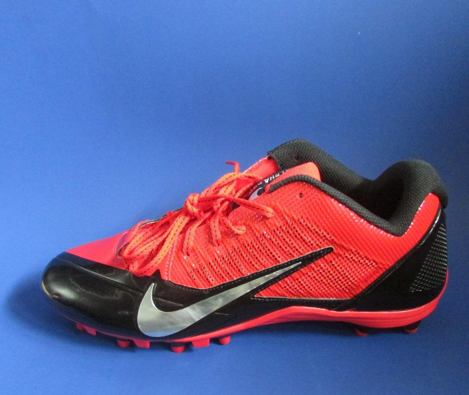 pretty nice 1b865 77266 Nike Alpha Pro Mid TD Football Cleats Black and 50 similar items. 57