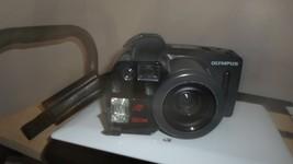 Olympus Infinity Superzoom 300 35mm SLR Film Camera - $4.00
