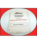 MerCruiser Technician's Handbook 1996 Model Year 90-806536590 Gasoline Gas - $19.75