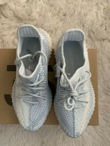 Adidas Yeezy Impulsar 350 v2 Nube Blanco No Reflectante Eu Hombre 10 Rec... - $281.53