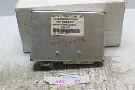 2001 GMC Yukon Suspension Control Module Computer ECU 15767442 OEM 11 11E6 - $33.65