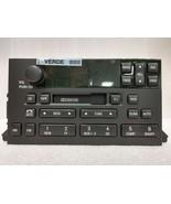 Lincoln cassette radio w/ RDS & CDC. OEM original stereo. Factory remanu... - $69.91