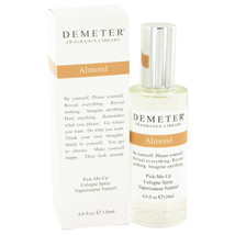 Demeter Almond by Demeter Cologne Spray 4 oz - $35.00