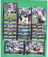 2015 Topps Buffalo Bills Football Set  - $4.99