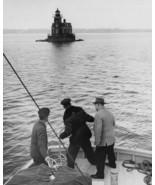 Stepping Stones Light lighthouse Long Island Sound New York - New 8x10 P... - $7.83