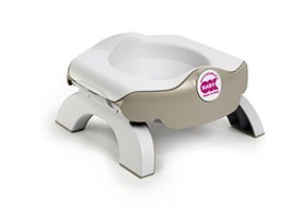 OKBABY On The Spot 3 in 1 Travel Potty Seat - Compact & Lightweight Design - Fea