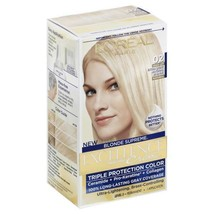 L'Oreal Excellence Creme Blonde Supreme 02 Extra Light Natural Blonde*Twin Pack* - $12.99