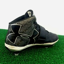 Under Armour Shoes Men's Football Cleats C1N Mid D Athletic 9.5M 1264317 001 - $31.05