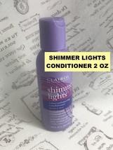 Clairol Professional Shimmer Lights Conditioner For Blonde & Silver 2 Fl Oz - $2.96