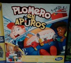 Plomero en Apuros~Hasbro Gaming~Juego de Mesa~NEW - $42.13