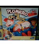 Plomero en Apuros~Hasbro Gaming~Juego de Mesa~NEW - $42.56