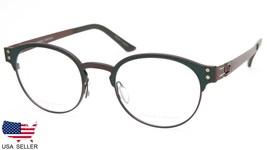 NEW PRODESIGN DENMARK 6306 c.9521 GREEN EYEGLASSES FRAME 50-21-140 B41mm... - $138.60