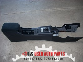 2009 MITSUBISHI LANCER RALLIART CENTER CONSOLE