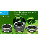 Micnova Macro Lens Tube Extension Auto Focus for Canon DSLR EOS EF & EF-... - $39.55