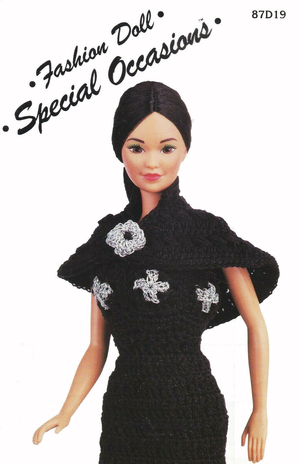 Fashion Doll Special Occasions Annie's Attic Barbie Booklet NEW - $19.95