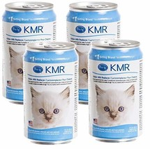 (4-Pack) KMR Liquid Milk Replacer for Kittens and Cats, 8-Ounce Cans - £17.73 GBP