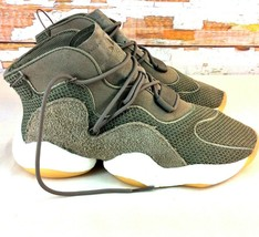 Adidas Crazy BYW Basketball Shoe Mens 10 Retro FYW Boost Pods Army Green... - $79.19