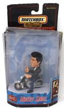 Matchbox Figurine The Fonz - Happy Days Personaggio Motocicletta 1999 96111 - $35.14