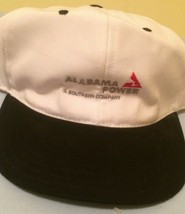 Alabama Power White Hat Cap Southern Company  - €10,07 EUR